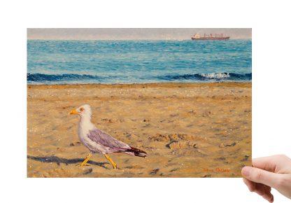 Busy Bird/Venetian Blues