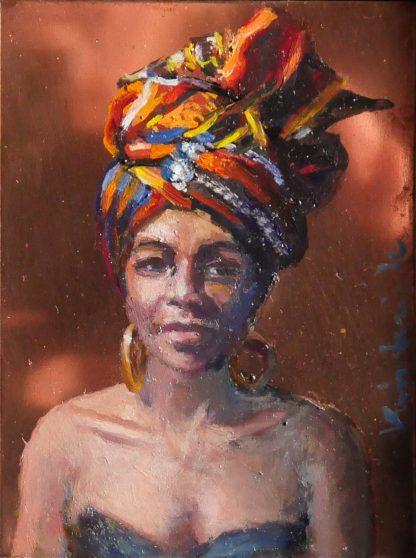 Colorful Headwrap