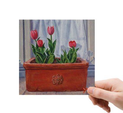 Francesca's tulpen