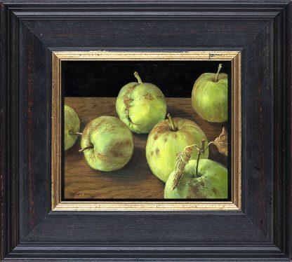 Jonge appeltjes