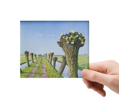 Miniatuurlandschap 8