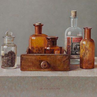 Oude flesjes