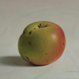 Roodgroene appel