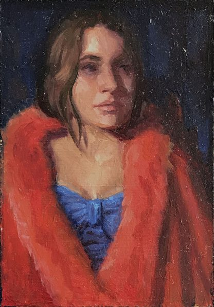 The red cloak I
